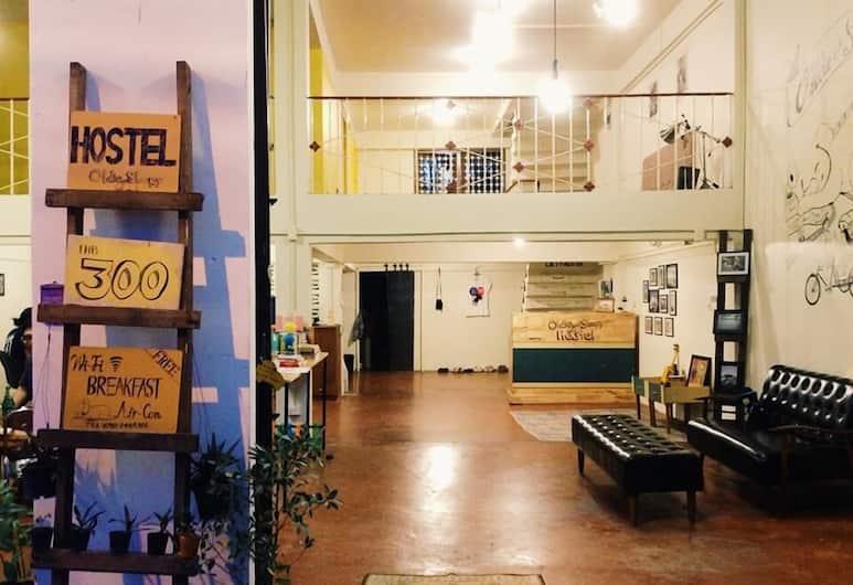 Oldie and Sleepy Hostel, Udon Thani, Infrastruktura wewnętrzna hotelu