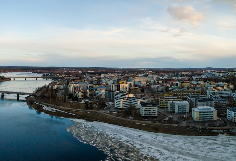 Nordica Design Residence Rovaniemi, Rovaniemi, Aerial View