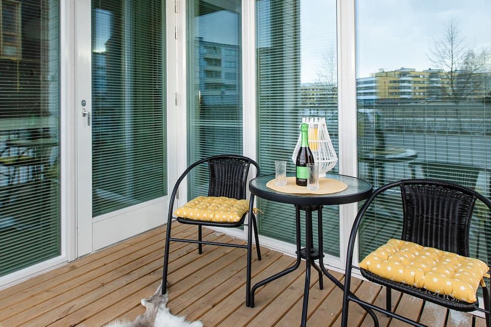 Nordica Design Apartment - Balkonas