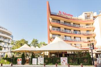 Hình ảnh Hotel Saint Valentine tại Bãi Nắng