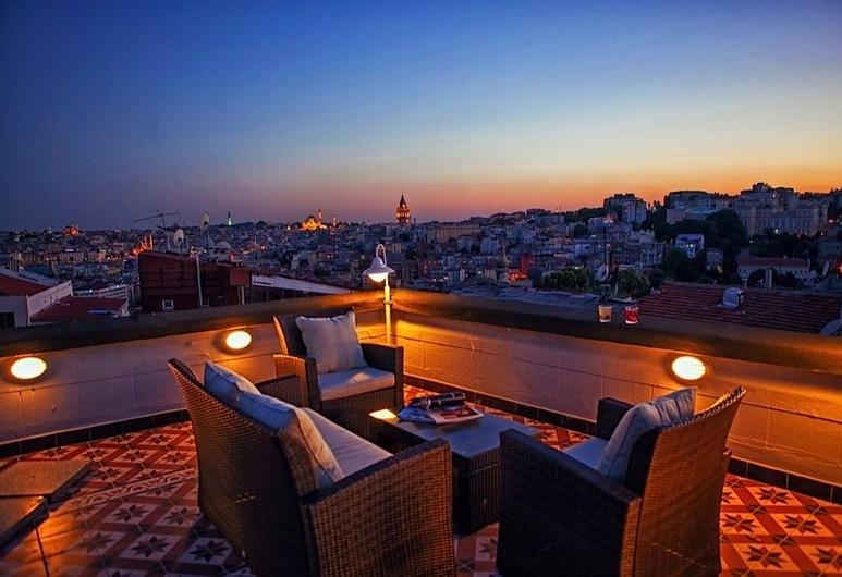 MySuite Istanbul Cihangir, Istanbul, Apartmán, 1 spálňa, terasa, Terasa