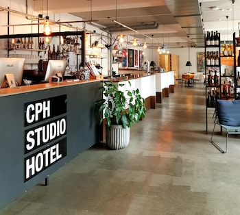Image de CPH Studio Hotel à Copenhague