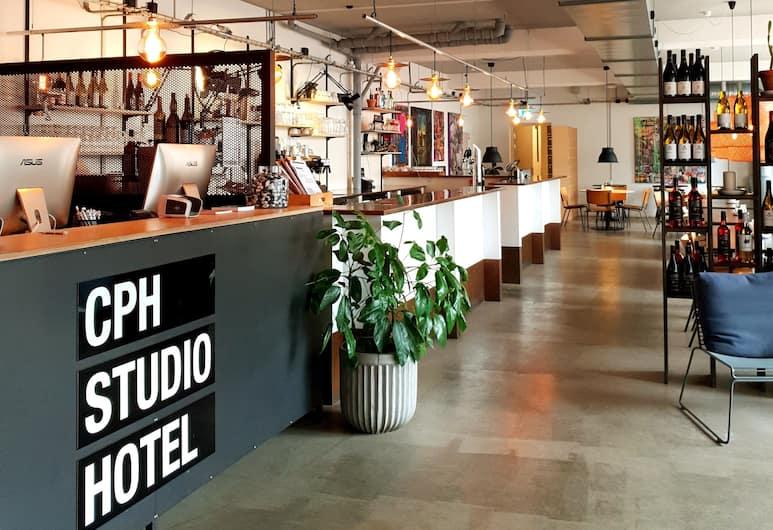 CPH Studio Hotel, Copenhague