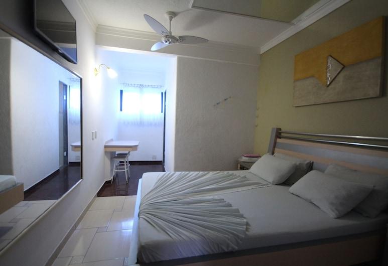 Hotel Saint Lucas - Adults Only, San Paulas, Romantiško stiliaus kambarys, Svečių kambarys