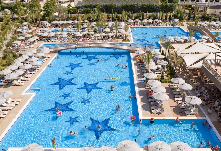 Royal Seginus - All Inclusive, Antalya, Outdoor Pool