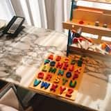 Paaugstināta komforta numurs - Bērnu numurs