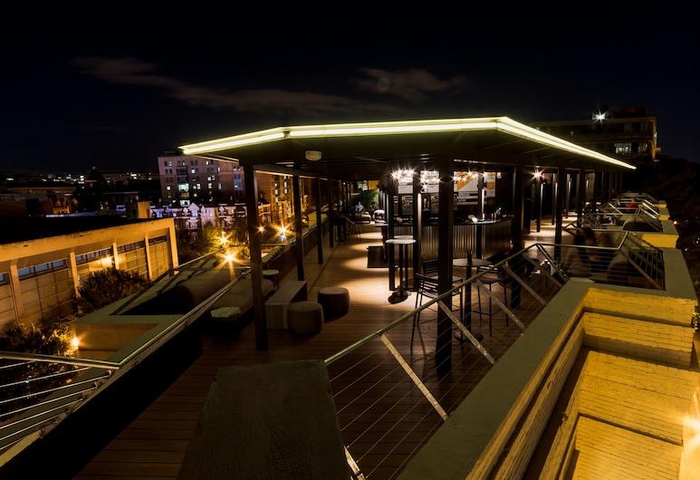 Hotel Hive, Washington, Terrasse/veranda