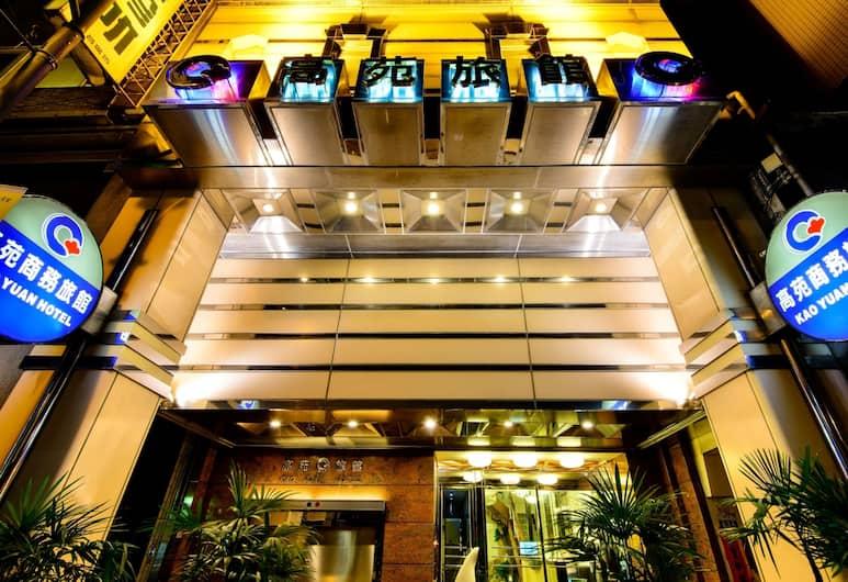 高苑商務旅館 - 中正店, 台中市, 住宿範圍
