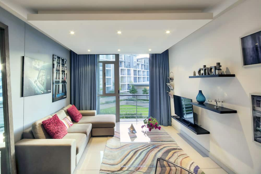 Apartment, 1 Bedroom (bachelor) - Living Area