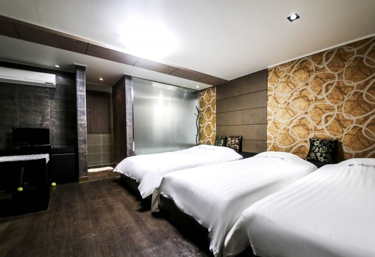 Mong Hotel Seosan, Seosan