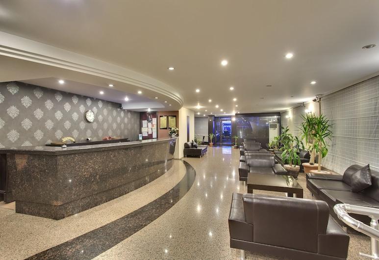 Hotel Antroyal, Antalya, Lobby