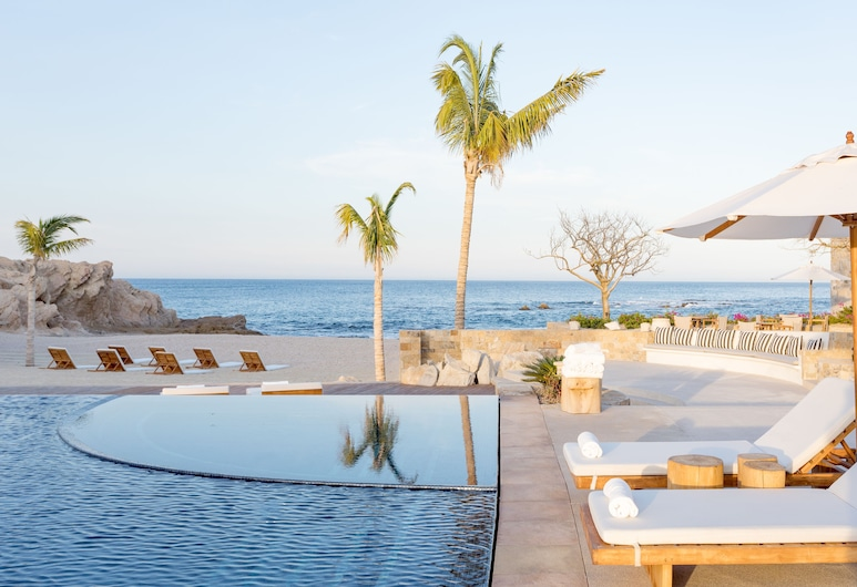 Chileno Bay Resort & Residences, Auberge Resorts Collection, Cabo San Lucas, Piscine à débordement