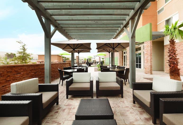 Courtyard El Paso East/i-10, El Paso, Teres/Laman Dalam