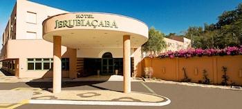 Selline näeb välja Hotel Jerubiaçaba, Aguas de Sao Pedro