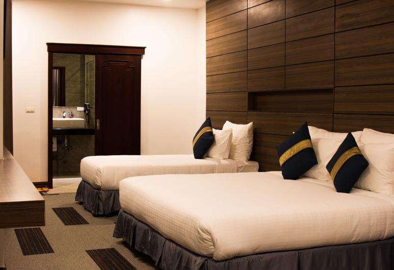 Family Boutique Hotel, Viangchan, Family kolmetuba, 1 magamistoaga, Tuba