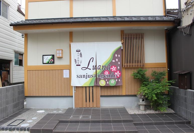 Luana Sanju Sangendo, Kyoto