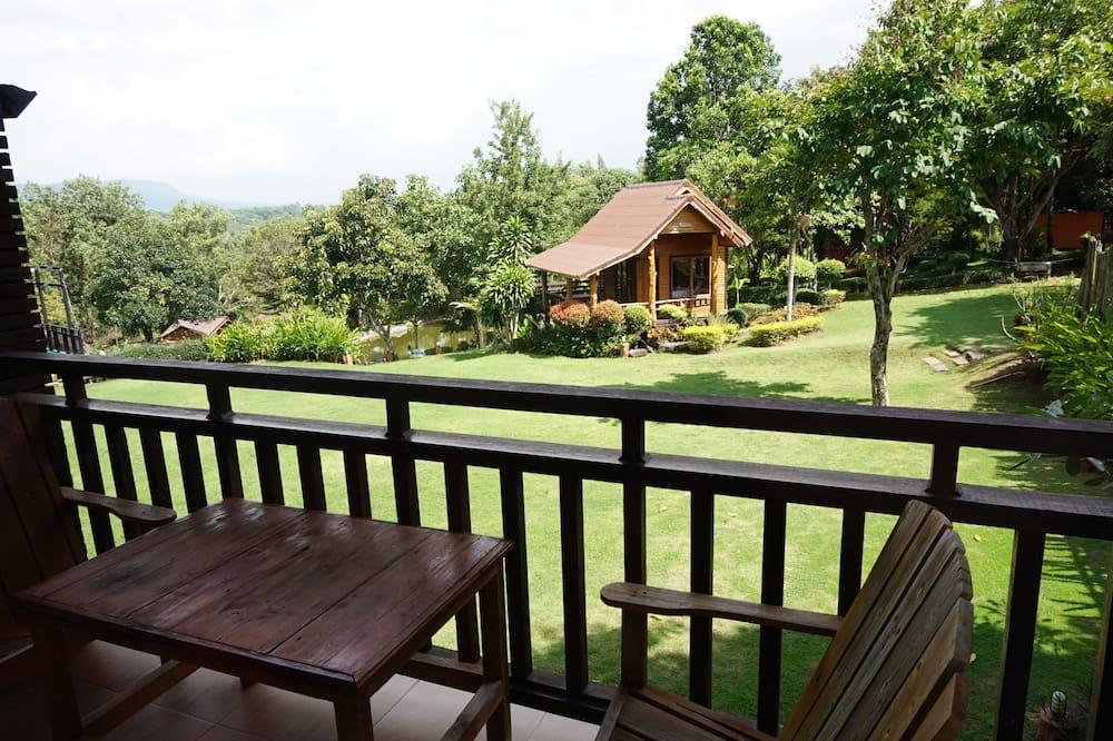 1 Bedroom Villa, Garden View - Balkon