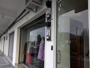 Selline näeb välja NZED GuestRoom, Lumut, Lumut