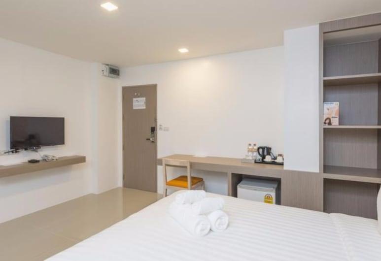 Trat City Hotel, Trat, Hosťovská izba