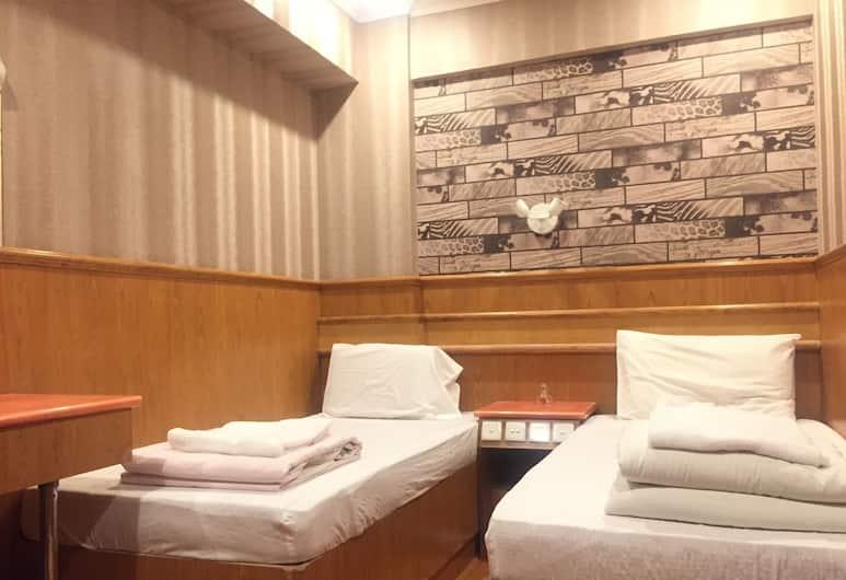 微‧經典客棧, 九龍, 標準雙床房, 客房