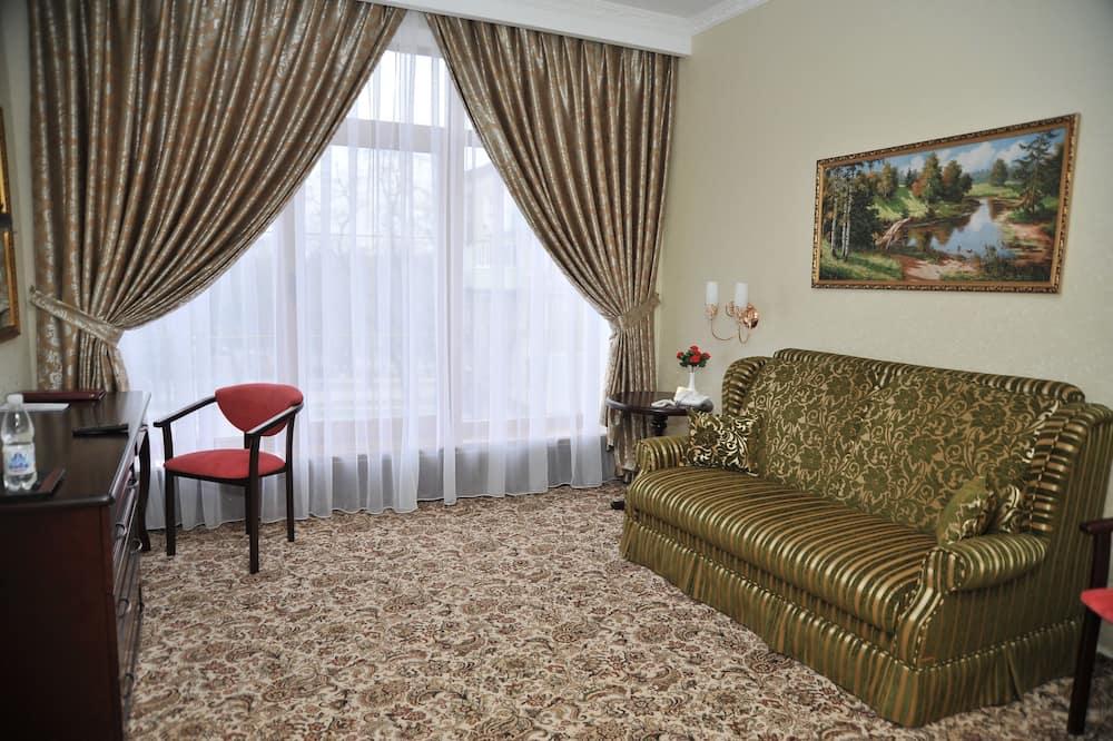 標準套房, 1 間臥室 - 客廳
