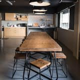Design Shared Dormitory, Women only - Shared kitchen facilities