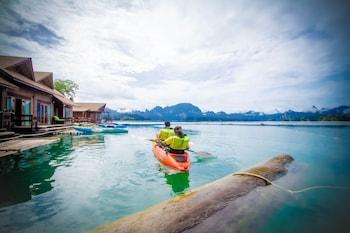 Khao Phang萊考索 500 號漂浮渡假村的圖片