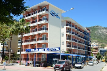 Foto Kleopatra Balik Hotel di Alanya