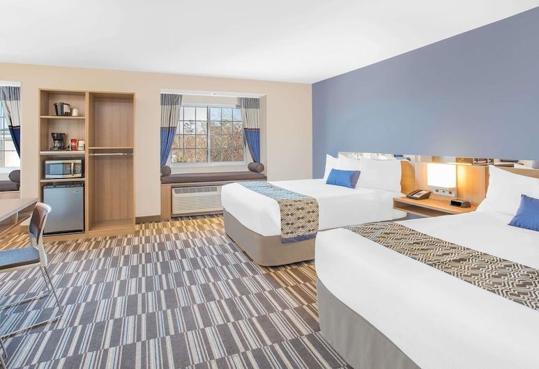 Microtel Inn & Suites by Wyndham Ocean City, Ocean City, Suite monolocale, 2 letti queen, non fumatori, Camera
