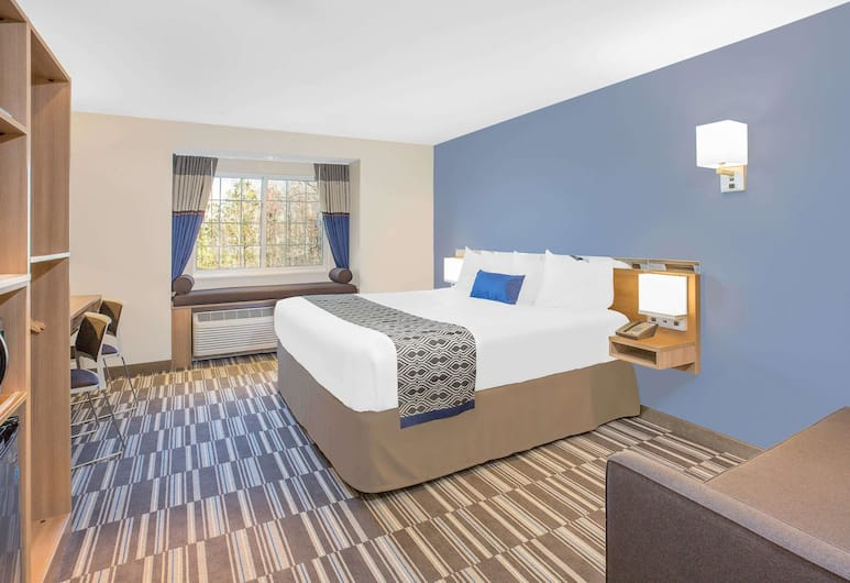 Microtel Inn & Suites by Wyndham Ocean City, Ocean City, Studio Suite, 1 King Bed, Accessible, Non Smoking, Guest Room