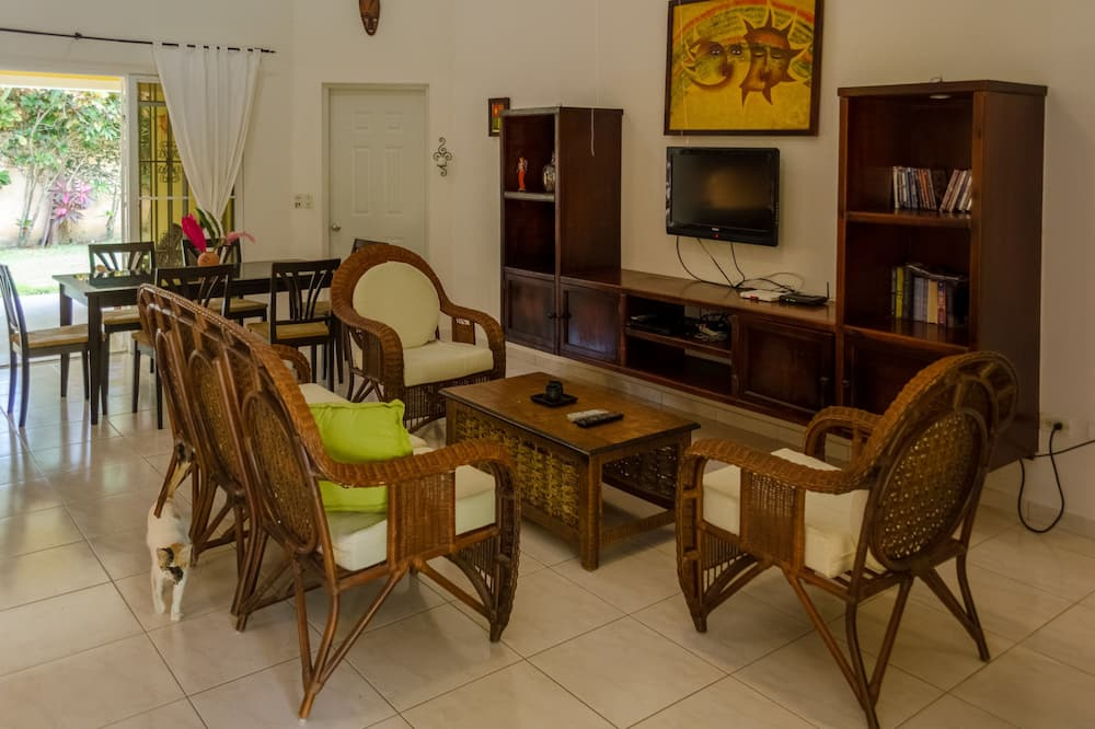 Lägenhet Superior - 3 sovrum - Vardagsrum
