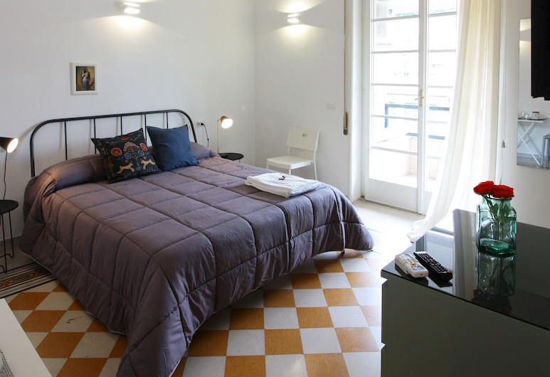 薩洛特波爾邦尼尼柯酒店, 那不勒斯, 高級雙人房, 客房