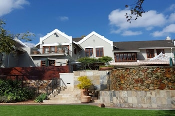 Foto van Doveton House in Johannesburg