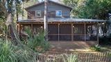 Foto di Hudson Green 118 E Wave 3 Bedroom Holiday Home By My Ocean Rentals a Folly Beach
