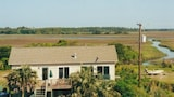 Foto di E Ashley 1634 4 Bedroom Holiday Home By My Ocean Rentals a Folly Beach
