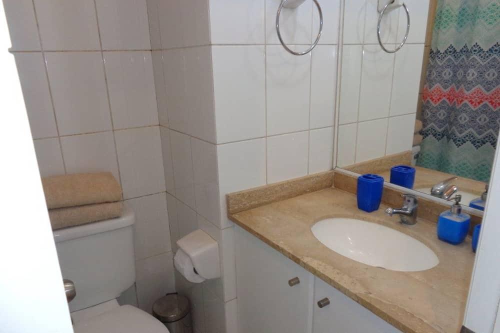 Apartemen Klasik, 1 kamar tidur - Kamar mandi