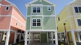 Foto di South Beach Cottages 4 bedroom By Affordable Large Properties a Myrtle Beach