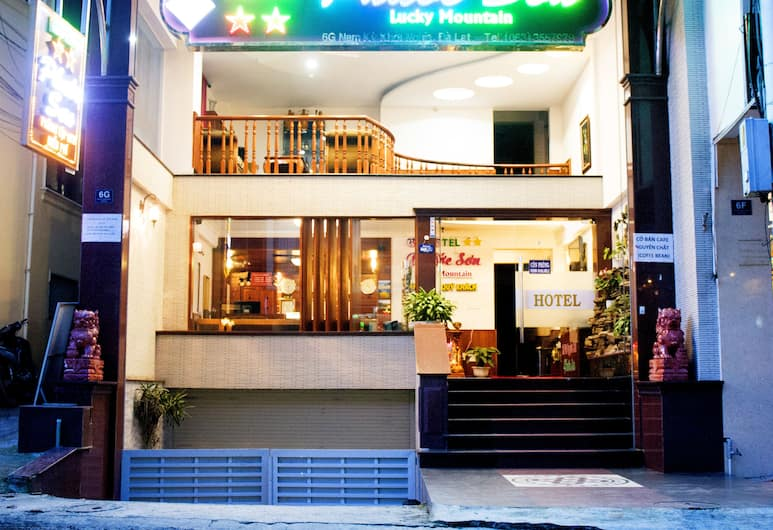 Phuoc Son Hotel, Da Lat, Interior Entrance