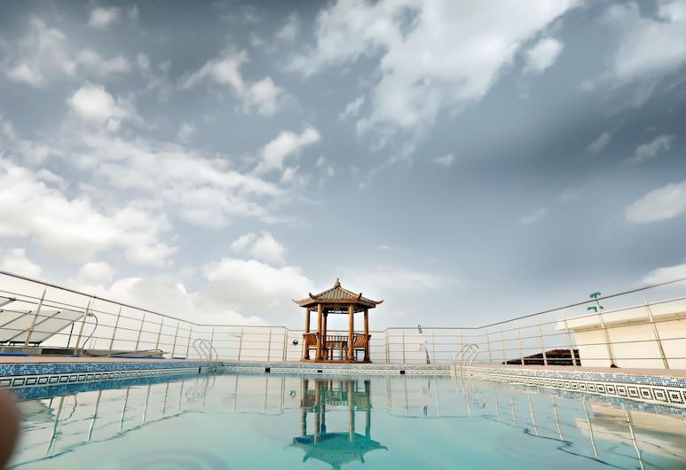 帕特里普特拉大陸酒店, 帕納, 天台泳池