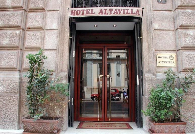 Hotel Altavilla Dieci, Rom