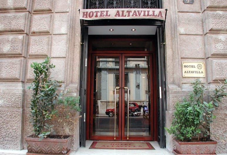 Hotel Altavilla Dieci, Roma