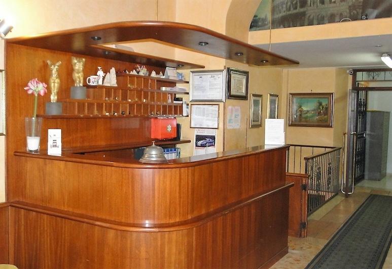 Hotel Altavilla Dieci, Roma, Lobi