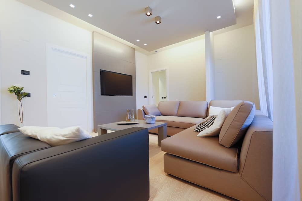 Apart Daire - Oturma Alanı