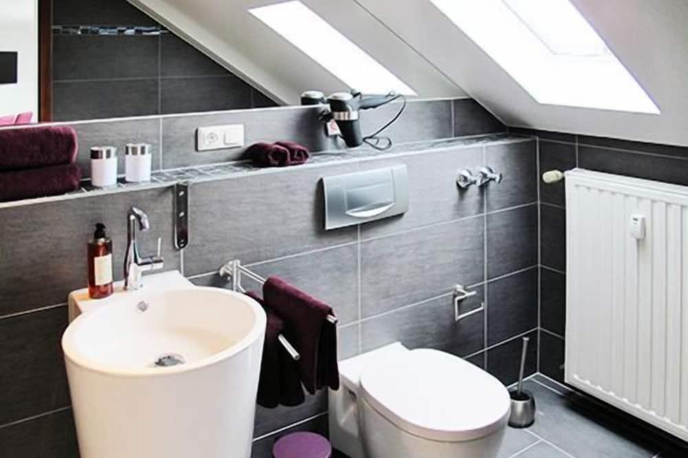 基本雙人房 - 浴室