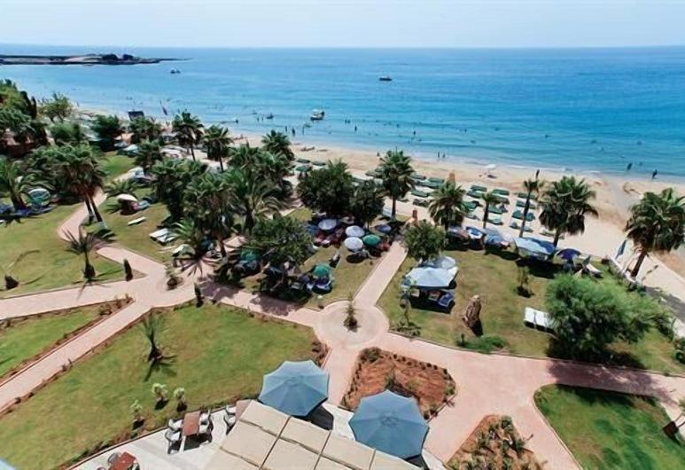Venessa Beach Hotel, Alanya, Jardim