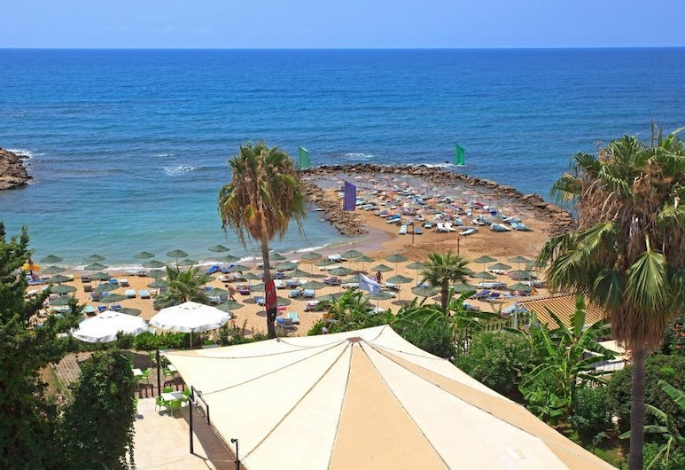 Sun Maritim Hotel - All Inclusive, Alanya, Praia