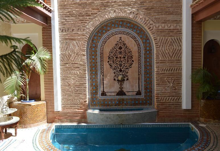 博納爾庭院旅館, 馬拉喀什, 泳池