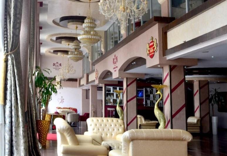 Hotel Golden King, Mersin, Zona de estar