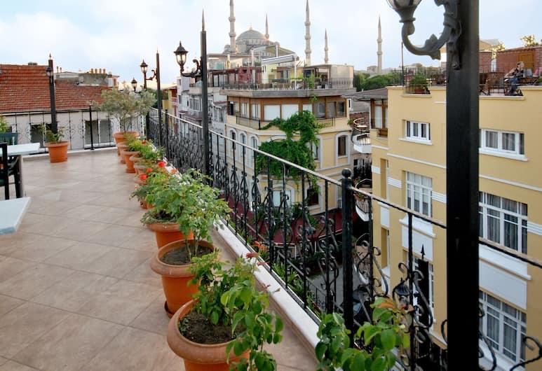 シデ ホテル, イスタンブール, テラス / パティオ