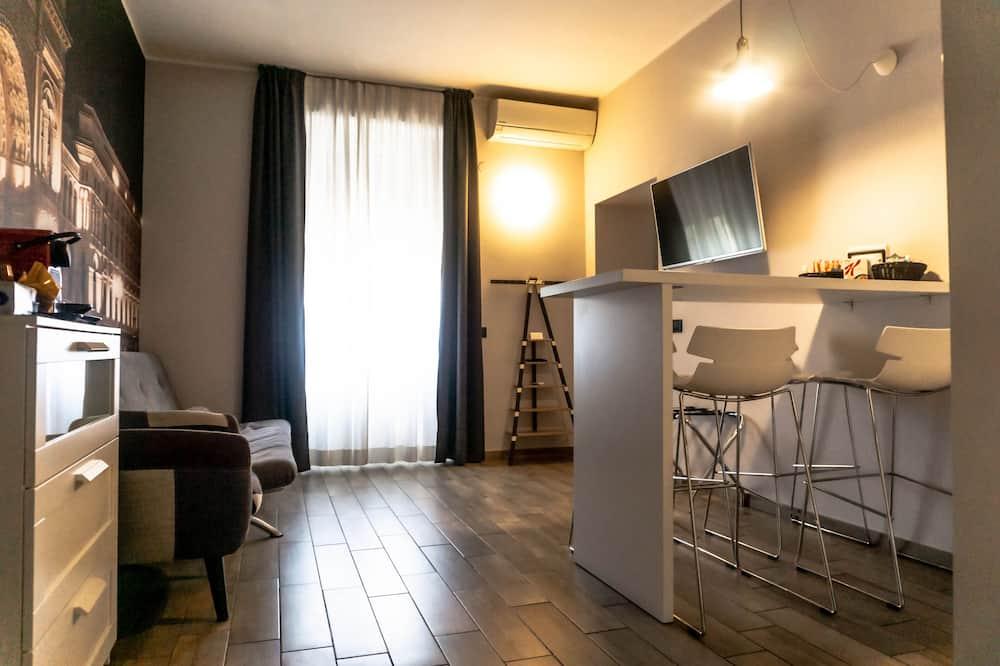 Studio (3 pax) - Living Area